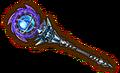Staff - 2nd Weapon (HW)