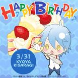 Kyoya Kisaragi Birthday Post (KC3)