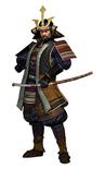Motonari Mori Render (SP - NATS)