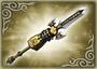 4th Weapon - Ieyasu (WO)