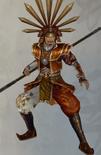 Hideyoshi Toyotomi Alternate Outfit (SW2)