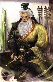 Huang Zhong 15th Anniversary Artwork (DWEKD)