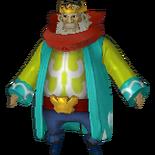 King Daphnes Alternate Costume (HWL)