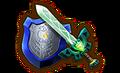 Short Sword - 3rd Weapon (HW)