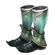 Leather Greaves (DWU)