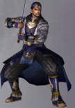 Xiahou Dun Alternate Outfit (DW4)