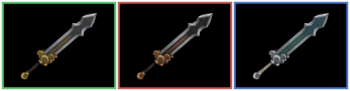 DW Strikeforce - Sword 2