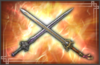 Twin Swords - 3rd Weapon (DW7)