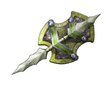 Buckler Blade 4 - Lightning (DWO)