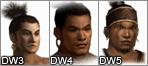 Dynasty Warriors Unit - Nanman Infantry