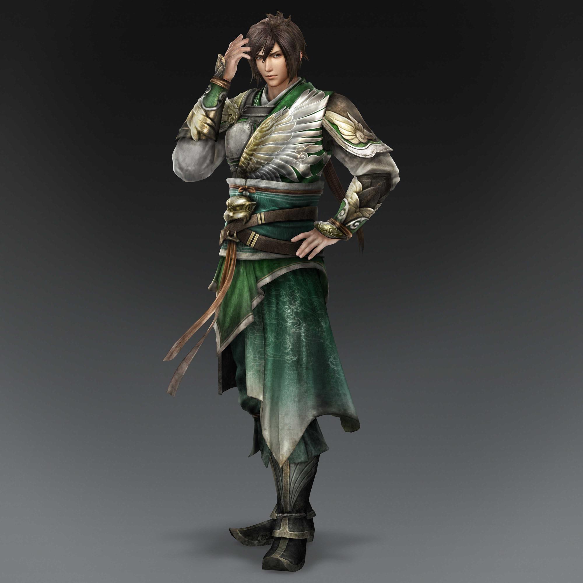 Lu Bu Warriors Orochi 4: Image - Jiangwei-dw8.jpg