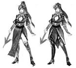 Lianshi Concept Art (DW9)