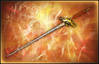 Lightning Sword - 4th Weapon (DW8)