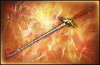 Lightning Sword - 4th Weapon (DW8)