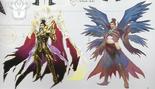 Nobunaga Oda Deification Concept Art (WO4)