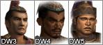 Dynasty Warriors Unit - Nanman Captain