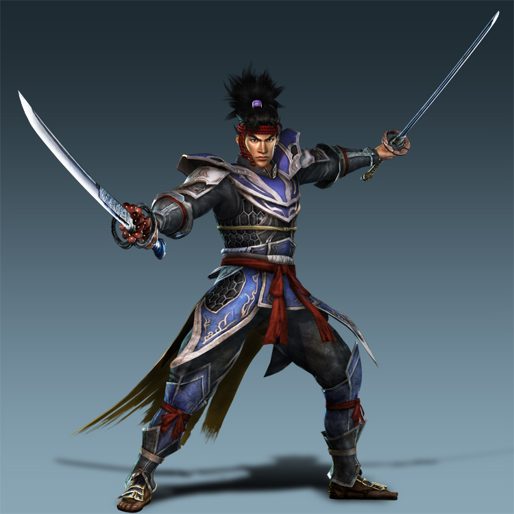 Warriors Orochi 3 Ultimate Weapons Big Star: Image - Musashi-wo3-dlc-sp.jpg
