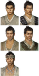 Soldier - Face & Clothes (DW7)