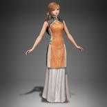 Xiao Qiao Civilian Clothes (DW9)