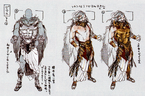 Zeus Concept Art (WO4)