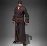 Zhou Tai Civilian Clothes (DW9)