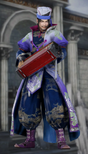 Chen Gong Alternate Outfit (DW8XL)