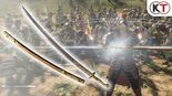 "Dynasty Warriors 9 Additional Weapon ""Curved Sword"""