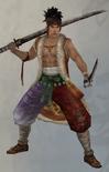 Musashi Miyamoto Alternate Outfit (SW2)