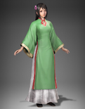 Guan Yinping Civilian Clothes (DW9)