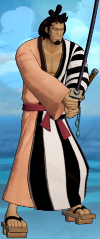 Kin'emon Pirate Warriors 4