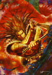 Gan Ning Dynasty Warriors 6 Artwork