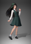 Guan Yinping Uniform Costume (DW9 DLC)