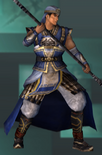 Xu Huang Alternate Outfit (DW5)