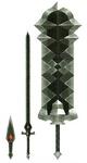 Demon Blade - Other Swords (HW)