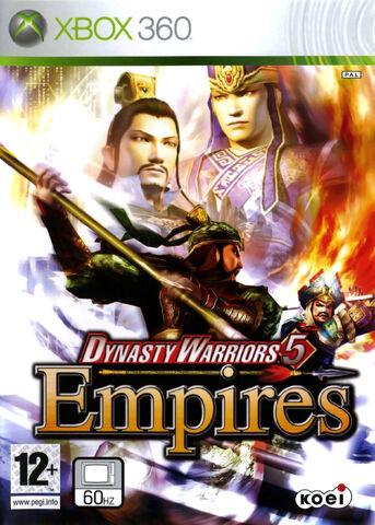 File:Dynasty Warriors 5 Empires Case.jpg
