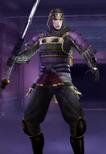 Kenshin Uesugi Alternate Outfit (WO3)