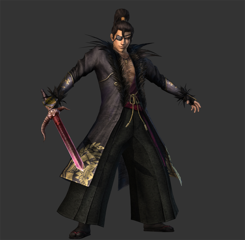 Warriors Orochi 3 Ultimate Multi Attribute: Image - Masamune-nobuambitonline.jpg