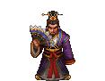 Fa Zheng Battle Sprite 2 (ROTKLCC)