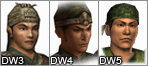 Dynasty Warriors Unit - Archer