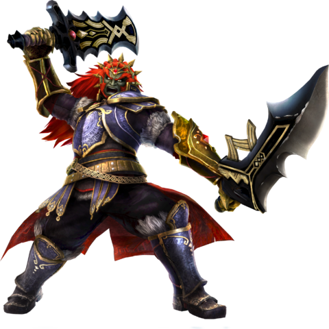 File:Ganondorf Great Sword - HW.png