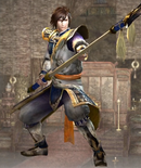 Jiang Wei Alternate Outfit (DW7)
