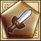Kokiri Sword Badge (HW)
