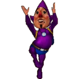 Tingle Alternate Costume 5 (HWL DLC)