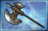 Axe - 3rd Weapon (DW8)