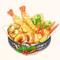 Assorted Seafood Tempura (TMR)