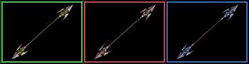 DW Strikeforce - Dual Spear 3