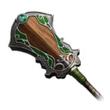 Wooden Oar 4 (DWU)