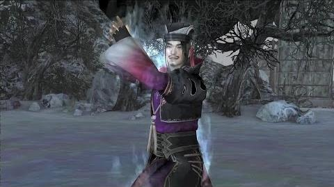 Chen Gong/Movesets