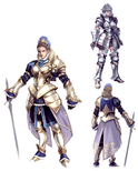 Armored Heroine Concept (BS)