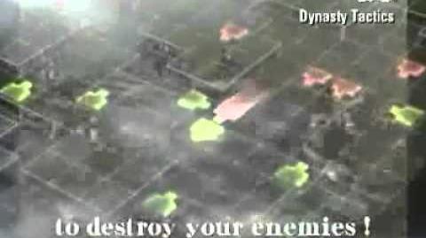Dynasty Tactics Trailer